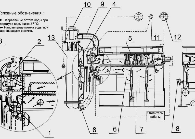 Рис.1б – Схема системы