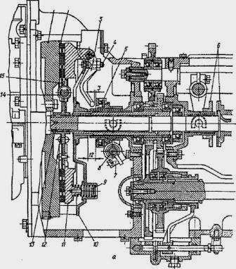 Ремкомплект РК-8 диска сцепления МТЗ-80,82 (70-1601090.