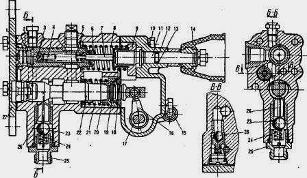 Мтз рт-86 принцип работы | Гидроаккумулятор тракторов МТЗ.