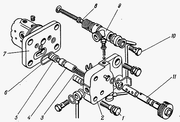 Диски тормозные (нажимные) крышка блокировки на МТЗ 82 80.