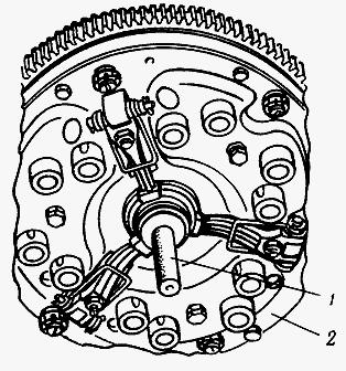 Ремонт сцепления и понижающего редуктора трактора МТЗ-82.1