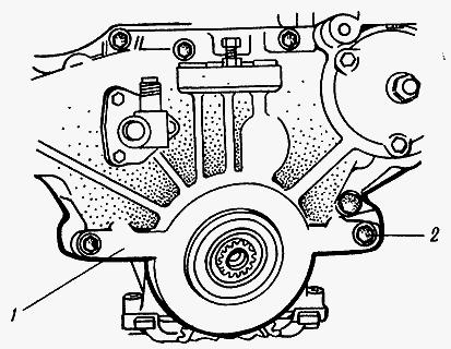Корпус сцепления трактора МТЗ-1221