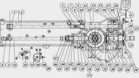Запасные части к тракторам МТЗ-80/82 - Запчасти для.