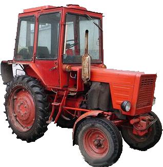 Полурама трактора МТЗ-80, МТЗ-82